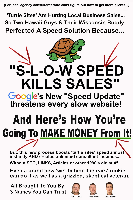 Site Speed Profits